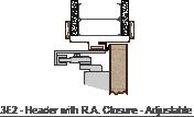 CAD Adjustable Frame Details 2A