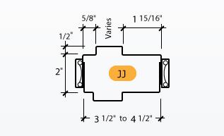 Classic C-Series Frame Profile (JJ)