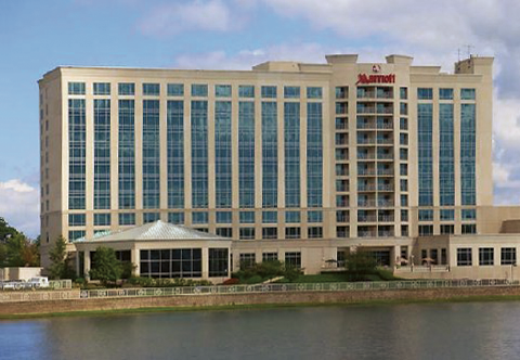 Indianapolis Marriot North exterior image