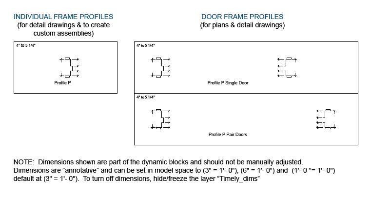 KerfedPlanProfiles Example CAD Files
