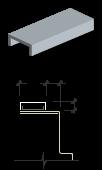 TA----Aluminum-casing-profile