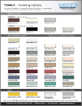 Timely Color Chart